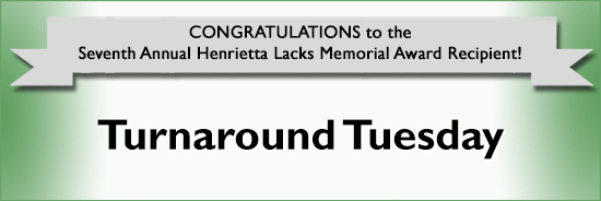 Congratulations Turnaround Tuesday