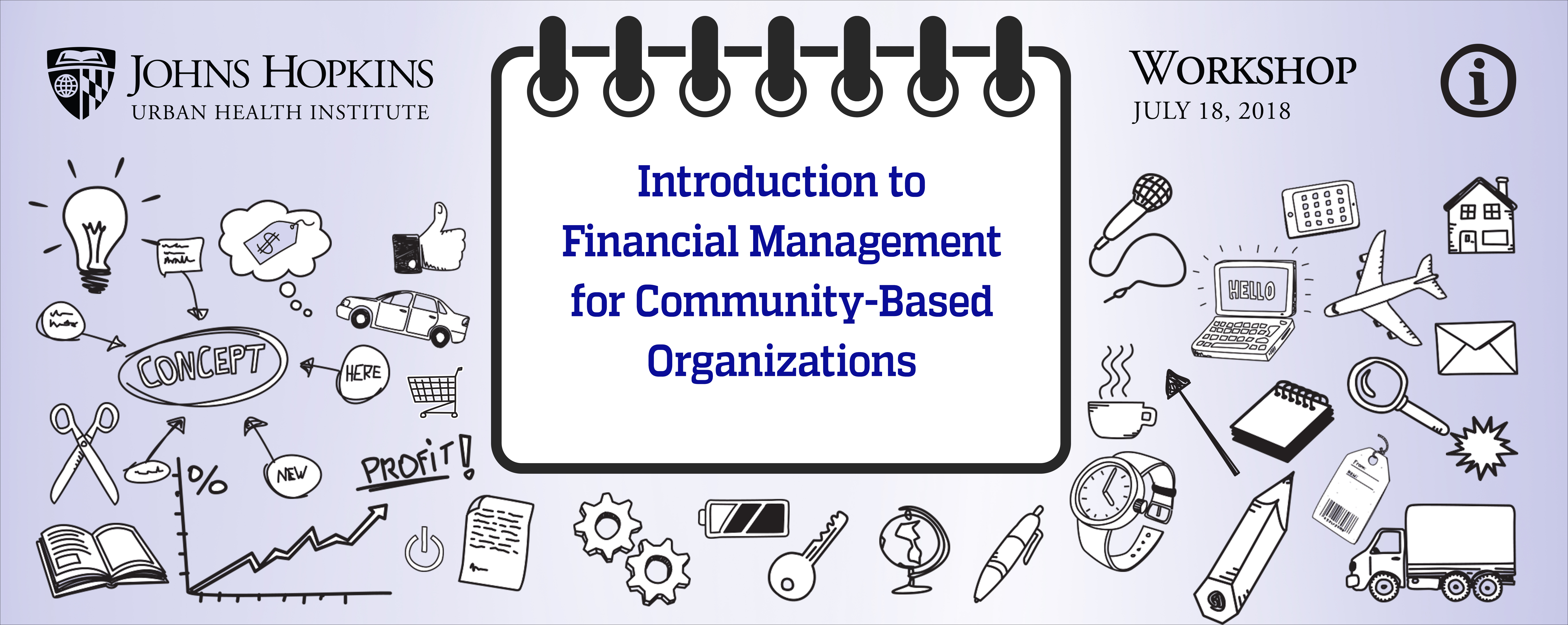 Workshop - Financial Management for CBO's