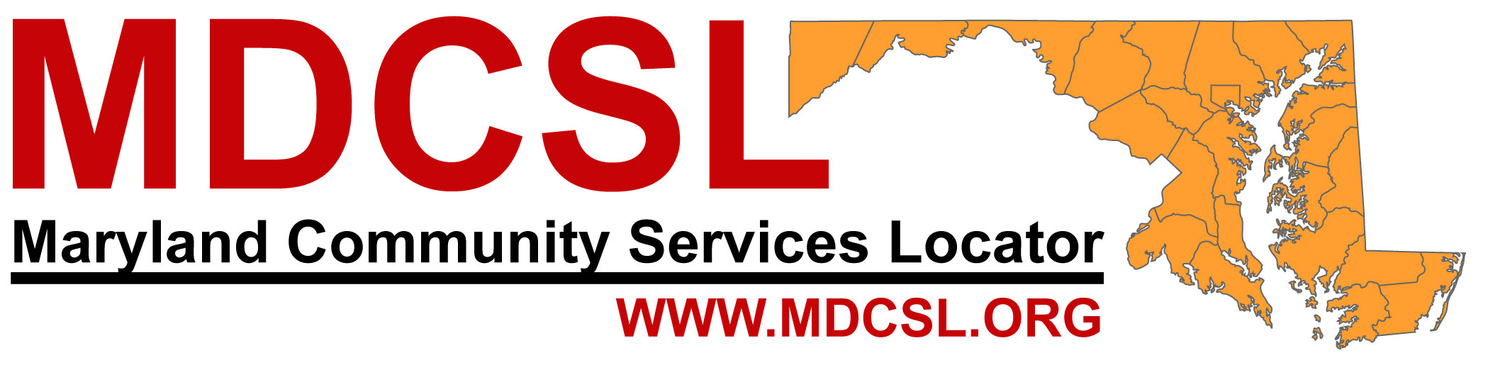 Maryland Community Services Locator (MDCSL)