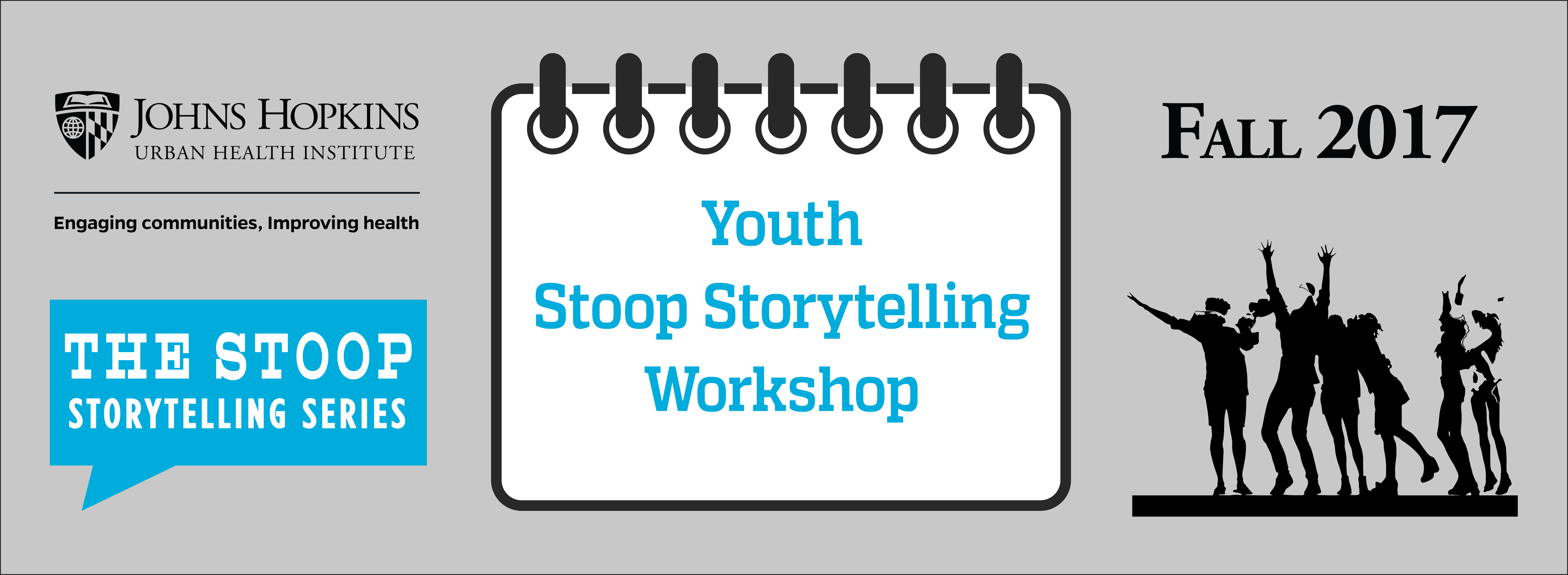 Stoop storytelling workshop